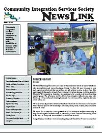 2008 Fall News Letter
