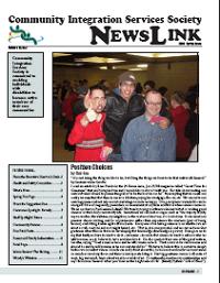 2008 Spring News Letter