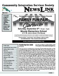 2008 Summer News Letter