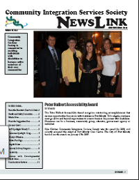 2008 Winter News Letter