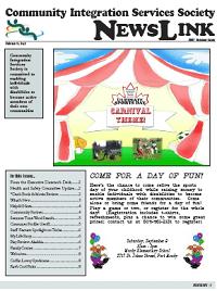 2007 Summer News Letter